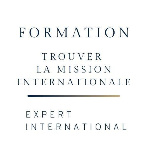 Formation Trouver la mission internationale